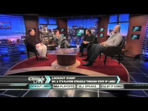 Chronicle Live - 4/26/11 - Comcast Sports Net Bay Area
