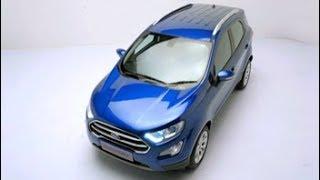CNB Weekly Hindi: New EcoSport   Renault Captur   Honda Grazia   Tata Hexa Downtown   New Audi A7
