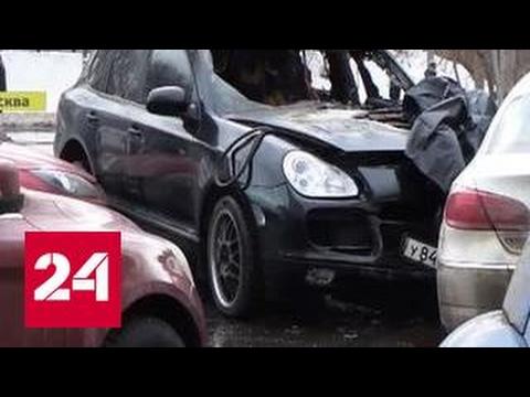Смертельное ДТП со сгоревшим Porsche Cayenne: водитель сбежал, но был пойман