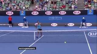 Australian Open: Australian Open Qualifying Day 4 - Watson v Falconi Highlights