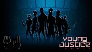 Young Justice: Legacy - Walkthrough - Part 4 - Museum (PC) [HD]
