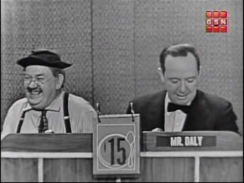 WML 1959 Charley Weaver