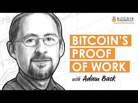 BTC022: Dr. Adam Back & Bitcoin's Proof of Work
