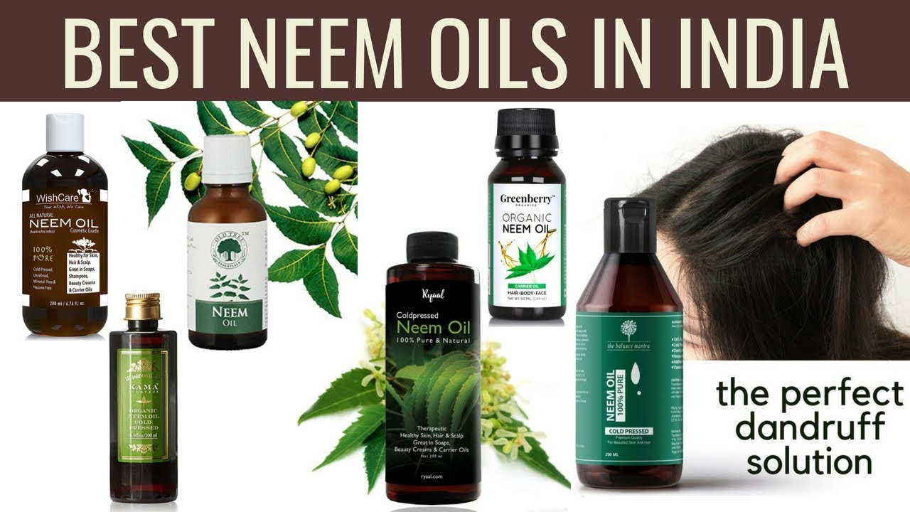 10 Best Neem Oils In India With Price | Neem Oil Reviews & Best Selling  Brands - Honest Review