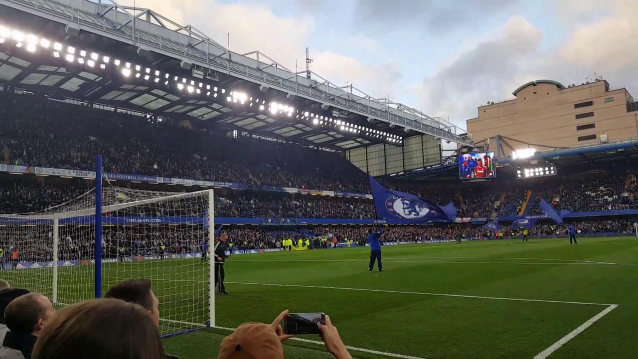 Stamford Bridge LIQUIDATOR Song Before the game - YouTube