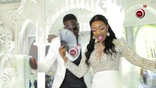 Mayorkun Performance at Olayinka Afolabi and Abisola Omisade Wedding
