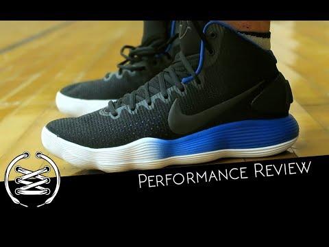 info for eaf60 1b534 Nike Hyperdunk 2017 Performance Review - YouTube