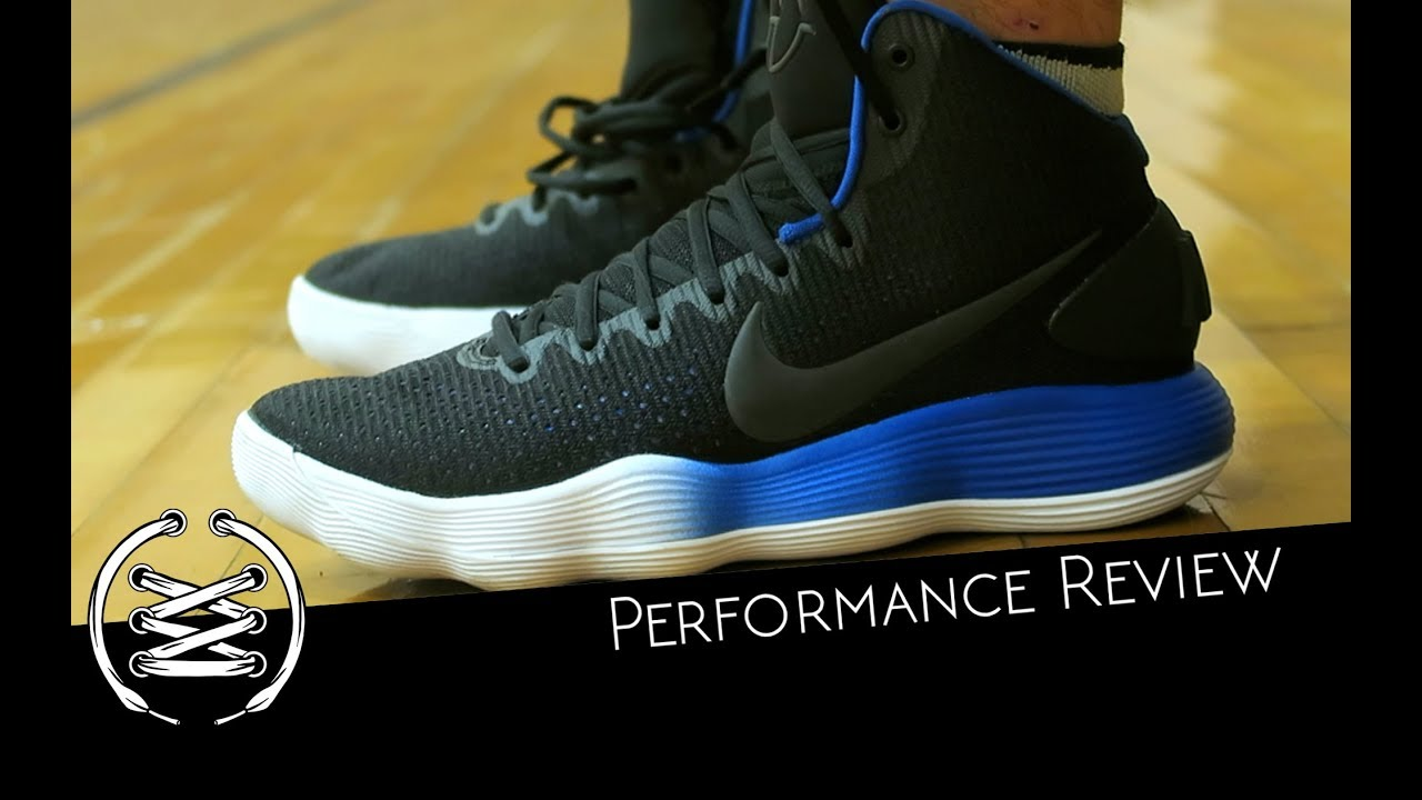 8549f7b15255 Nike Hyperdunk 2017 Performance Review - YouTube