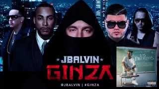 Ginza (Official Remix) - J Balvin Ft. Don Omar, Daddy Yankee, Farruko Y Yandel  (Reggaeton Nuevo)