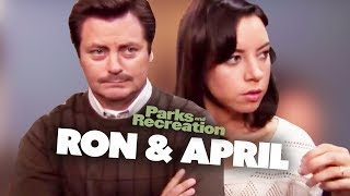 Download Best of Ron & April - Parks and Recreation | Comedy Bites Mp3 and Videos