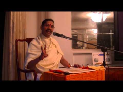 Day 1-part-1- Bhagwat Katha by Makarandbua Ramdasi in Singapore