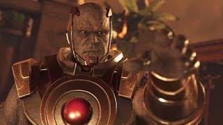 Injustice 2- The best Darkseid video yet!!!