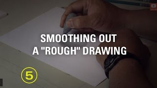 "How to Make Your ""Rough"" Drawings Smooth — A Drawing Critique"