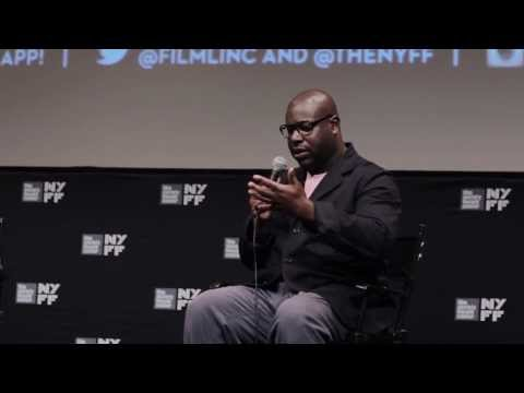 """NYFF51: """"12 Years A Slave"""" Press Conference   Steve McQueen"""