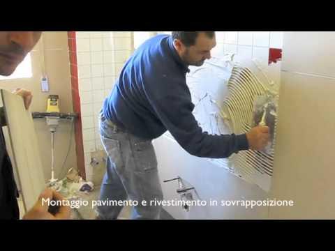 Ceramiche orion bagno in sovrapposizione youtube