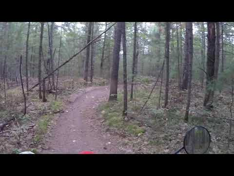 MAD DOG'S PART 2-TRAVERSE CITY STATE FOREST ORV TRAILHEAD RIDE