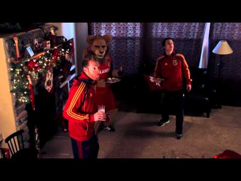 Happy Holidays from Real Salt Lake!
