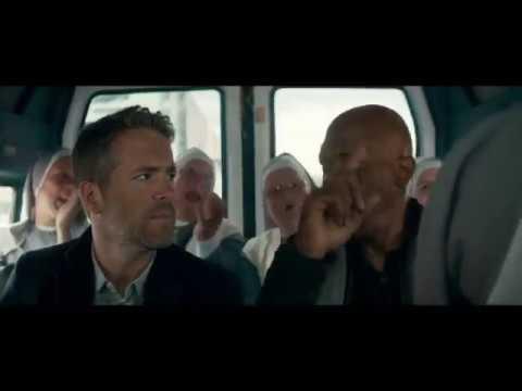 "The Hitman's Bodyguard 2017 Official Clip ""Nuns"" – Ryan Reynolds Samuel L  Jackson online video cutt"