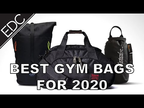 The Best Gym Bags in 2020