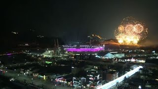Pyeongchang Winter Olympics closing ceremony begins