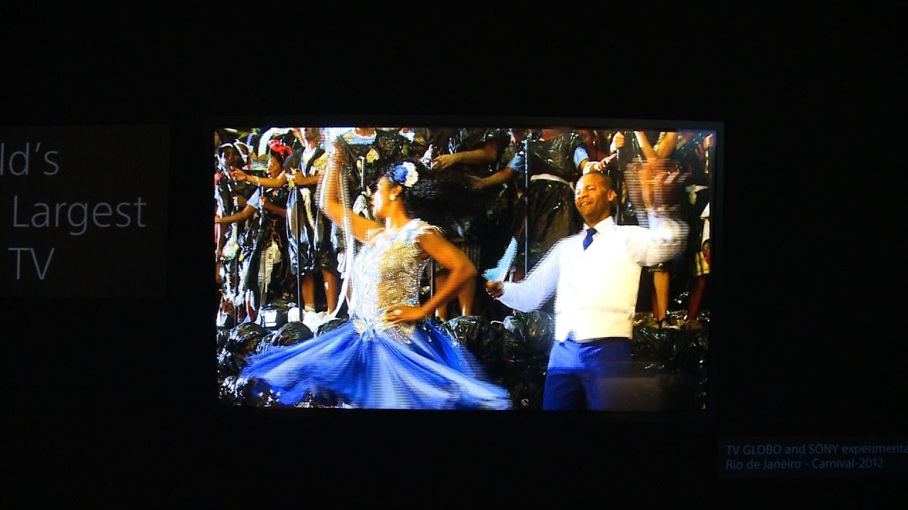 CES 2013: Sony televisions   Consumer Reports