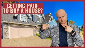 GETTING PAID TO BUY A HOME IN CANADA   Negative Mortgage Rates
