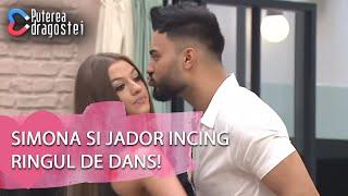 Puterea dragostei(12.04.)-Simona si Jador incing ringul de dans! Raluca, aproape ca l-a de ...