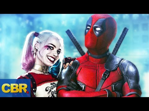 Harley Quinn Is Extremely Similar To Deadpool