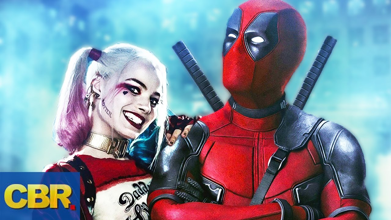 Harley Quinn Is Extremely Similar To Deadpool thumbnail