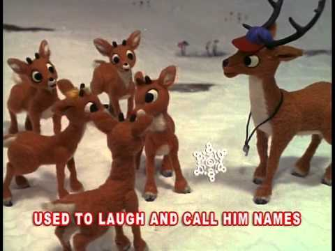 Rudolph the Red Nosed Reindeer Sing Along with Lyrics