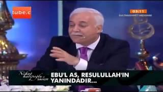 Nihat Hatipoglu - Sahur - Hz. Zeynep'in Çileli Hayatı (16.07.2013)