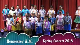 Hennessey A.M. Session Spring Concert 2018