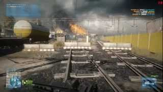 Battlefield 3 Multiplayer - on Intel HD Graphics 4000 Test
