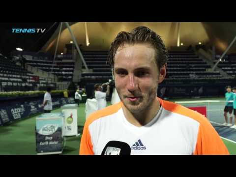 Pouille Through To Dubai SF 2017