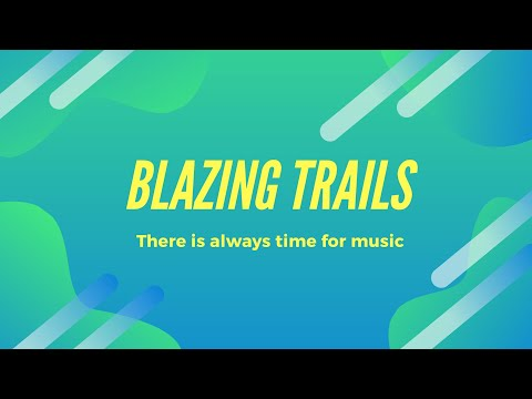Blazing Trails -official Audio | Boyz Album Vol. 2
