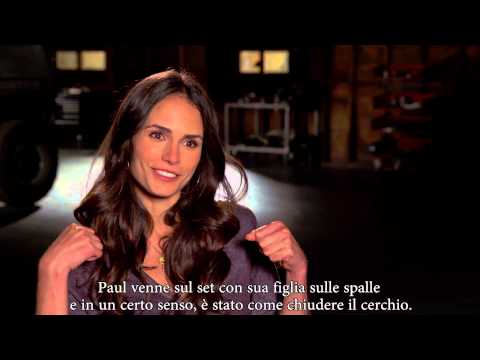 FAST & FURIOUS 7 - Intervista a Jordana Brewster (sottotitoli in italiano)