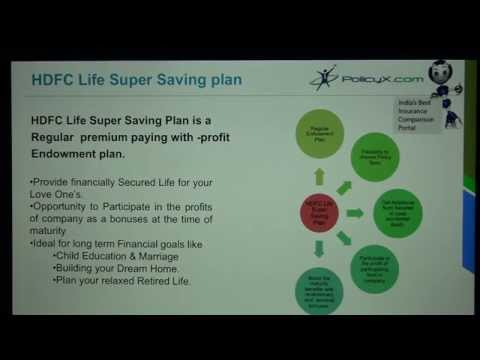 HDFC Super Saving Plan | PolicyX | Best Retirement Plan in India