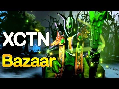 Epic base race XCTN vs Bazaar - Kiev Major Dota 2