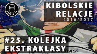 KIBOLSKIE RELACJE | 25. kolejka ekstraklasy (2016-2017) | PiknikTV