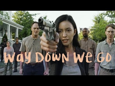 The Walking Dead  Way Down We Go