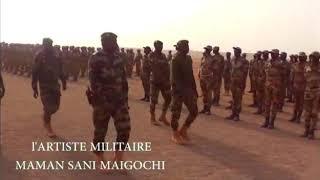 Artiste militaire Niger 017 Agali Nijar