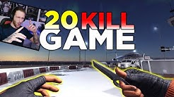 20+ KILLS IN A RANKED GAME - Critical Ops