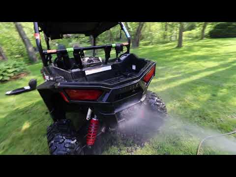 RZR S 900 cleaning with Maxima SC1