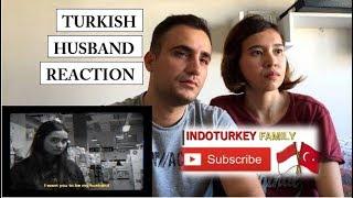 I LOVE YOU 3000 - STEPHANIE POETRI (VIDEO REACTION) TURKISH REACTION | INDONESIAN SUBTITLE