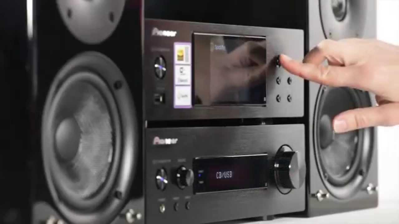 Pioneer XN-P02DAB Network Player Last