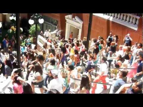 Zumba Flash Mob San Diego 2012