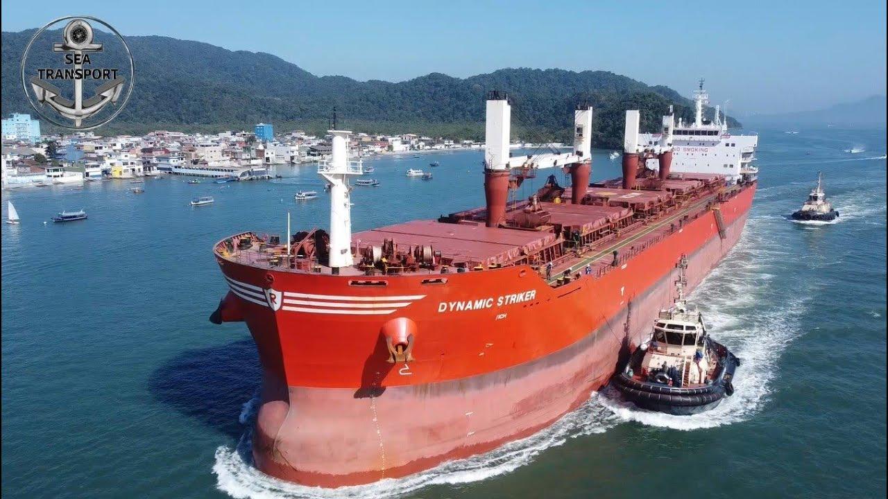 Download IMPRESSIVE SHIPS IN MOTION, DRONE SHIPSPOTTING, JUNE 2021 #152