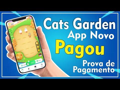 CATS GARDEN - PROVA DE PAGAMENTO | 2020✔️