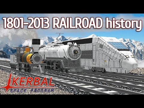 KSP | 210 Years of RAILROAD HISTORY