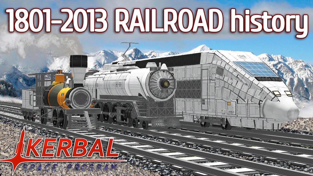 KSP | 210 Years of RAILROAD HISTORY